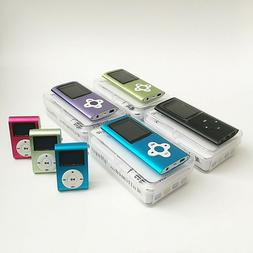 MP3/MP4 Player Ultra Slim Music Player With FM Radio Voice R