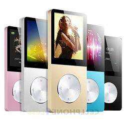 MP3 Music Player Digital LCD 1.8 inch TFT Screen Lossless Su