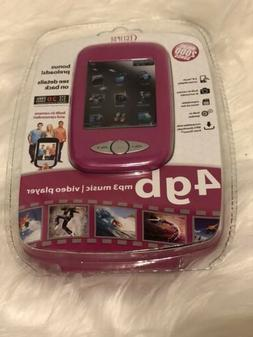 Eclipse MP3 Music / Video Player ~ 4gb ~ Holds 2000 Songs!
