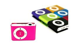 MP3 Music Player  Mini Clip Support 32GB Micro SD TF