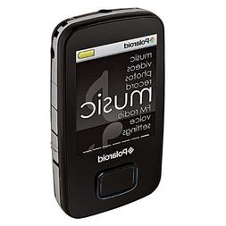 Polaroid 4 Gb Mp3 Music & Video Player PMP180-4