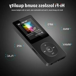 MP3 Music Player Recorder Portable Multifunction 8GB 70 Hour