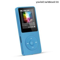 AGPTEK MP3 Player 8GB 70 Hours Playback HIFI Lossless Music