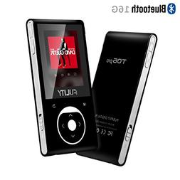 16GB MP3 Player with Bluetooth Support up to 128GB- by FULIT