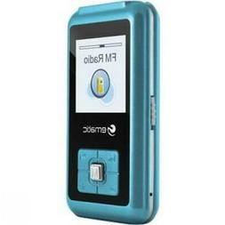 1.5-Inch 8GB MP3 Video Player with FM Tuner, Blue