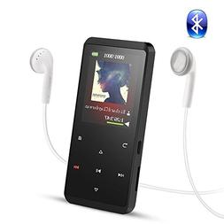 MP3 Player with Bluetooth, AGPTEK 8GB Lossless Music Player