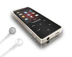 8GB Bluetooth MP3 Player, 50 Hours Playback Lossless Sound M