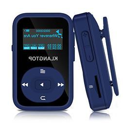 mp3 player bluetooth clip music