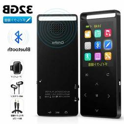 MP3 player Bluetooth4.2 corresponding Walkman music player F