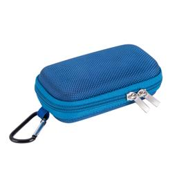 AGPTEK MP3 Player Case Clamshell Headphones Cover with Metal