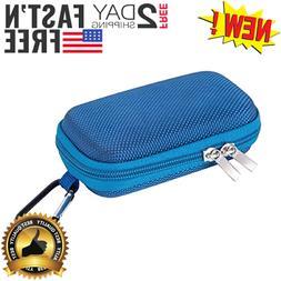AGPTEK MP3 Player Case, Portable Clamshell Headphones Cover,