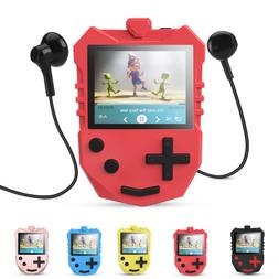 AGPTEK MP3 Player for Kids Gifts 8GB Support FM Radio and Vo