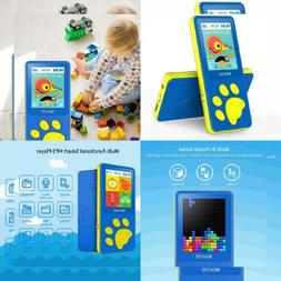 Wiwoo MP3 Player for Kids, Portable Music with FM Radio Vide