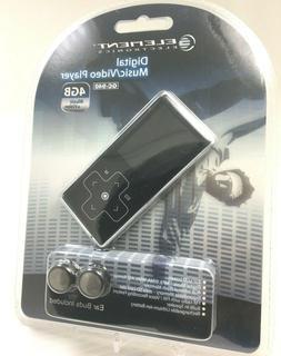 Element Electronics MP3 Player GC-940 4GB Music Video