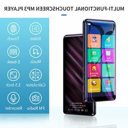 MYMAHDI MP3 Player, High Resolution and Full Touch Screen, H
