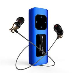 Aniee MP3 Player 16GB Lossless Sound Portable Music Player w