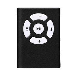 DATEWORK MP3 Player Mini Clip Sport Micro SD TF Card Music M