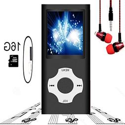 MP3 Player / MP4 Player, Hotechs MP3 Music Player with 16GB