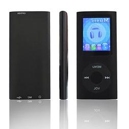 Lonve MP3 Player MP4 Player 8GB Portable Media Music Player