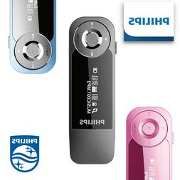 Philips MP3 Player SA1208 HIFI audio player 8GB Mini Digital