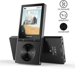 MP3 Player with Bluetooth, 16GB Portable HiFi Lossless Sound