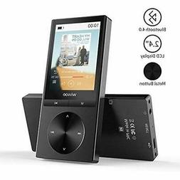 MP3 Player With Bluetooth, 16GB Portable Lossless Sound FM R