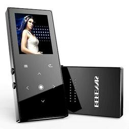 mp3 player with bluetooth 16gb portable lossless