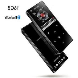 MP3 Player With Bluetooth 4.2, Lonve 16GB Portable Lossless