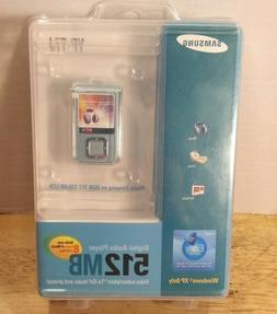 Samsung - MP3 Player - YEPP - YP-T7J - Digital Audio Media P