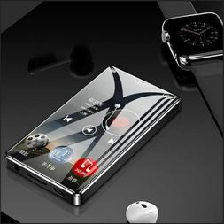 MP4 Player Metal Speakers Touch Ultra Thin 8GB MP3 Music Vid