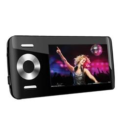 Coby MP815-8GBLK 2.8 Inch Widescreen Video MP3 Player with F