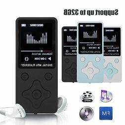 Multifunction Portable MP3 MP4 Lossless Sound Music Player V