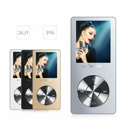 MYMAHDI 8GB Portable MP3 Player Expandable Up to 128GB Music