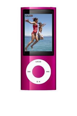 Apple 8GB iPod nano, Pink