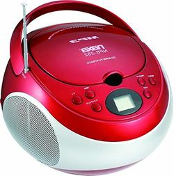 Naxa Portable Cd And Mp3 Player With Am And Fm Stereo