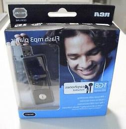 New RCA 1GB Flash MP3 Player USB, model TH1611 - sealed box