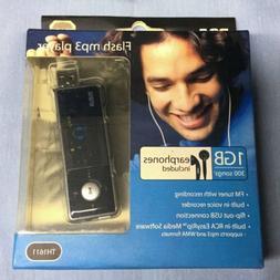 New RCA 1GB Mp3 Player TH1611
