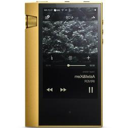 New IRIVER Astell&Kern Ak70 64GB Hi-Fi Music Player GOLD