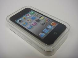 New in the Box, Apple iPod Touch 4th Gen, A1367, Black, 32GB