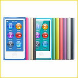 New Apple iPod Nano 7th Generation 16GB All Colors LATEST MO
