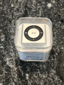 New Apple iPod shuffle 2GB MP3 Player Silver 4th Gen. MKMG2L
