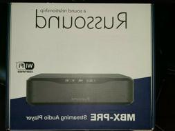 New Russound  MBX-PRE Streaming audio player/preamplifier w/
