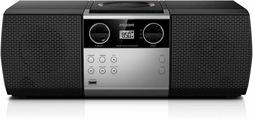 New Philips MP3/CD Player Dynamic Bass Boost Speakers Boombo