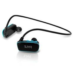 New Pyle PSWP6BK Flextreme Waterproof MP3 Player with Headph