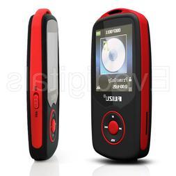 NEW RED RUIZU 20GB BLUETOOTH SPORTS LOSSLESS MP3 MP4 PLAYER