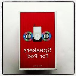 NEW Speakers for iPod iPhone MP3 Player Cell Phone