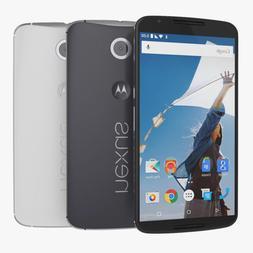New Unlocked Original Motorola Nexus 6 XT1103 32GB Android S