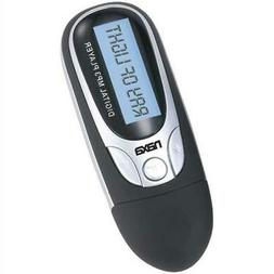 NAXA NM105BK 4GB MP3 Player with FM Radio
