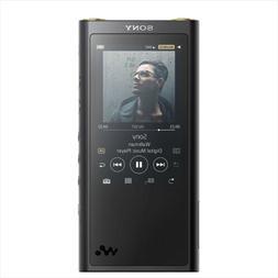 Sony NW-ZX300 Black Hi-Res Walkman 64GB Digital Music Player