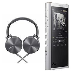 Sony NW-ZX300 Hi-Res Walkman 64GB Digital Music Player  w MD